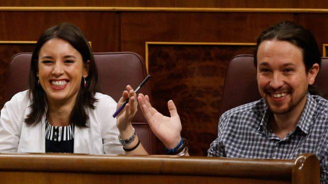 El engaño histórico de Pablo Iglesias e Irene Montero para cobrar 14.500 euros al mes
