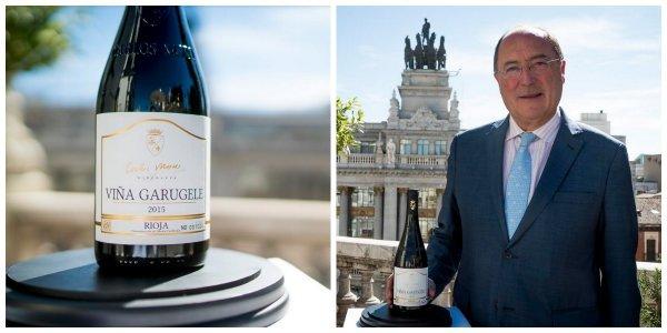 Bodega Carlos Moro lanza su vino premium Rioja Viña Garugele