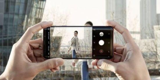 Móviles con mejor cámara 2018