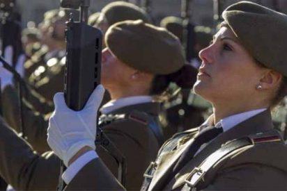 El Ministerio de Defensa sube 5 centímetros la altura mínima para entrar a las Fuerzas Armadas
