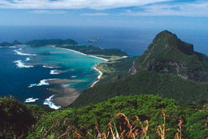 Descubren este 'mundo perdido' con volcanes submarinos