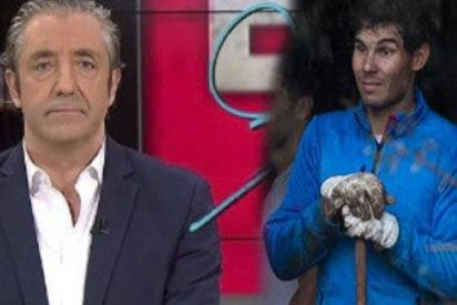 "Pedrerol: ""Quien critique a Nadal es un sinvergüenza"""