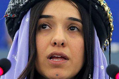 Nadia Murad: de esclava sexual del Estado Islámico al Nobel de la Paz