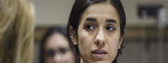 """Nadia Murad: """"Fui una esclava sexual de ISIS. Cuento mi historia porque es la mejor arma que tengo"""""""