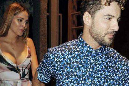 Rosanna Zanetti espera un hijo de David Bisbal y ha decidido tomar la baja maternal