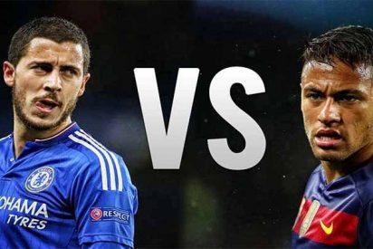 Real Madrid: ¿Fichará Florentino a Neymar o a Hazard?