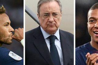Las diferencias entre Neymar y Mbappé que ayudan a decidirse a Florentino