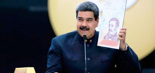 La posibilidad real de dejar de utilizar el dólar ¿otra mentira de Maduro?