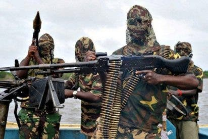 """Padre Omonokhua: """"Es la pobreza, y no la religión o la etnia, la que empuja a los jóvenes a convertirse en terroristas"""""""