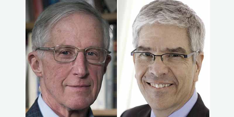 Los estadounidenses William D. Nordhaus y Paul M. Romer ganan el Premio Nobel de Economía 2018