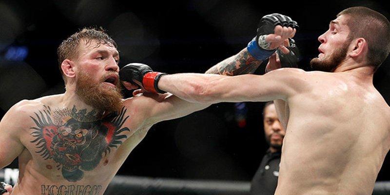 ¿Sabías que la pelea entre Nurmagomédov-McGregor ha batido el récord de ventas de retrasmisiones en la historia de la UFC?