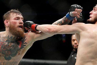 Nurmagomédov no recibe el cinturón en público tras la pelea con McGregor