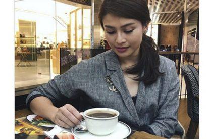 Esta concursante de Miss Tailandia estaba también a bordo del helicóptero del dueño del Leicester City