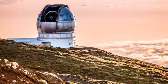 ¿Cual es el mejor lugar de Europa para ver las estrellas?