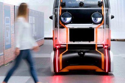 """Jaguar Land Rover: Los """"ojos virtuales"""" reconocerán las intenciones de los peatones"""