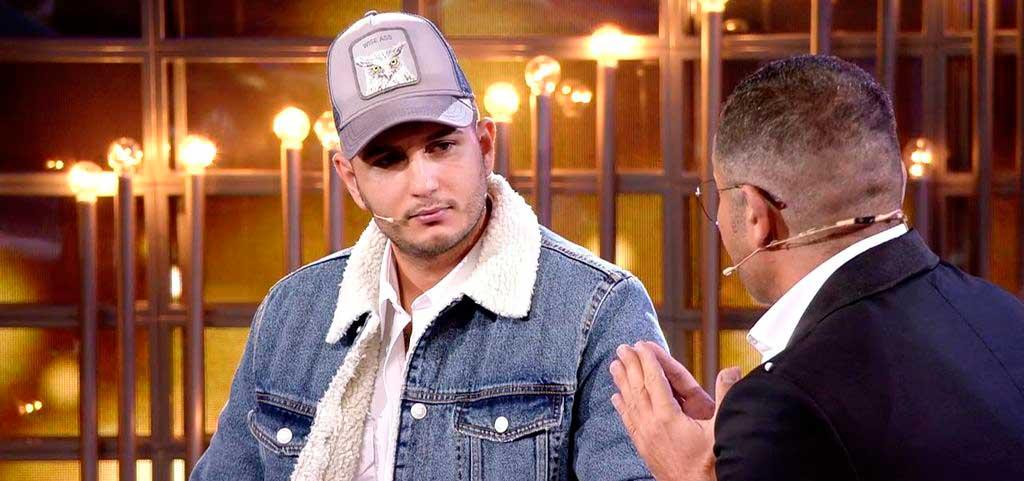 """Tras se expulsado por la audiencia y no por el programa, Jorge Javier ofrece a Omar """"los psicólogos de GH VIP"""""""