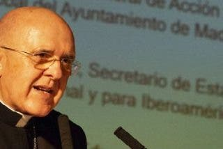 "El cardenal Osoro invita a ""eliminar la anestesia de la indiferencia"""