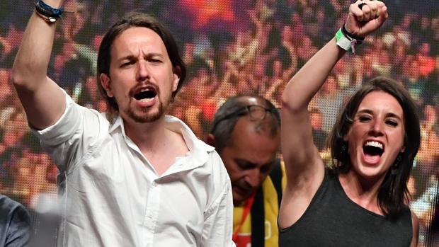 El aumentazo de sueldo de Pablo Iglesias e Irene Montero por méritos propios