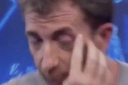 """¿Has visto el incidente que sufrió Pablo Motos en """"El Hormiguero"""" y que nadie vio en directo?"""