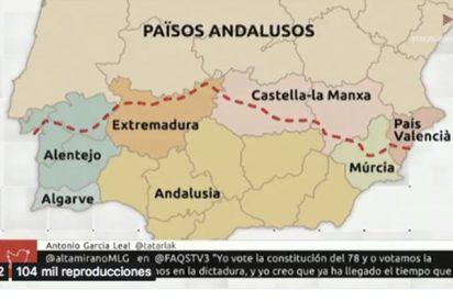 No cabe un gilipollas más: TV3 da aire a los Países Andaluces