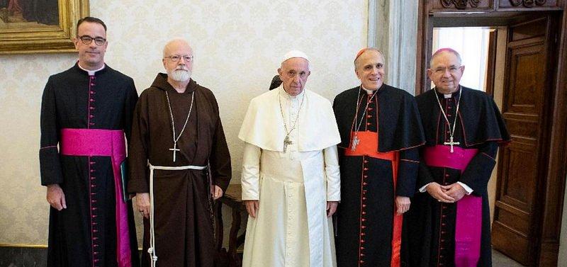 """El Episcopado de EE.UU. pide a sus obispos """"reafirmar nuestra comunión con el Papa Francisco"""""""