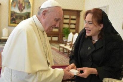 """La presidenta de la Asamblea General de la ONU elogia la """"voz de conciencia"""" del Papa"""