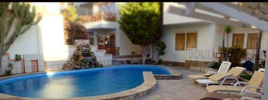 "Grandes Hoteles en Paracas: ""Emancipador"""