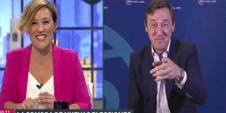 Los zascas de Rafa Hernando a Cristina Pardo hunden en la miseria a LaSexta
