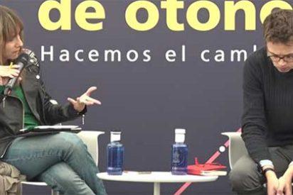 Pardo de Vera acepta los encarguitos de Podemos para sobreponerse del fastidio de no dirigir RTVE de la mano de Pablo Iglesias