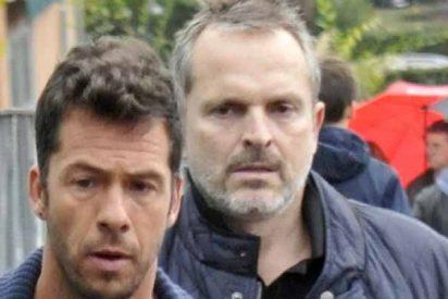 'Sálvame': Nacho Palau amenazaba a Miguel Bosé con desvelar su homosexualidad