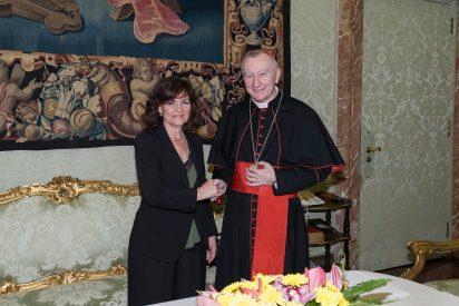 Calvo viaja a Roma para participar en los actos del Consistorio Ordinario Público