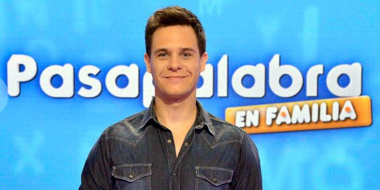 Christian Gálvez retrasa el Rosco de 'Pasapalabra' para decir algo muy personal