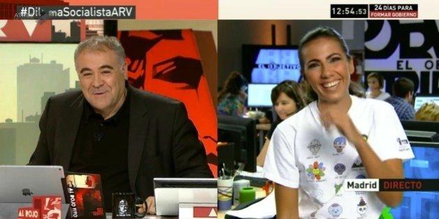Palo para Ferreras, laSexta y Atresmedia: el dato televisivo que condena a Ana Pastor