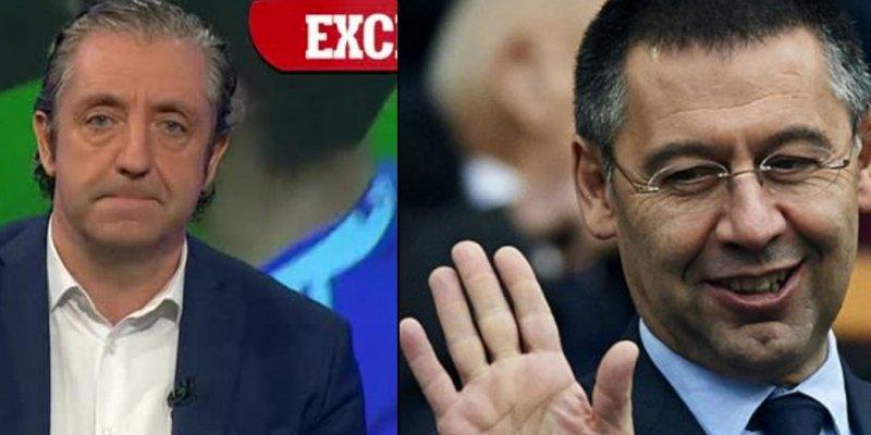 Pedrerol destapa a Bartomeu y al vestuario del Barça