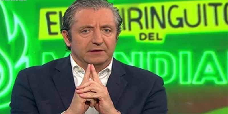 Josep Pedrerol no aguanta más y 'explota' contra Cristobal Soria y el VAR