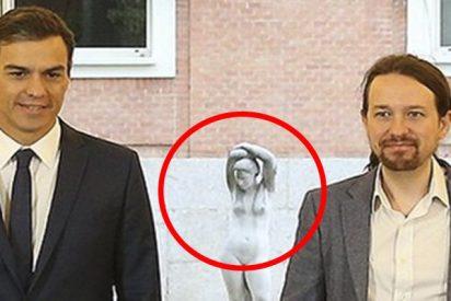 La foto de Sánchez e Iglesias de la que todos hablan y no precisamente por ellos
