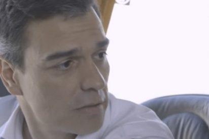 Este vídeo de 'okupa' Sánchez poniendo a parir a Iglesias y a los separatistas se viraliza