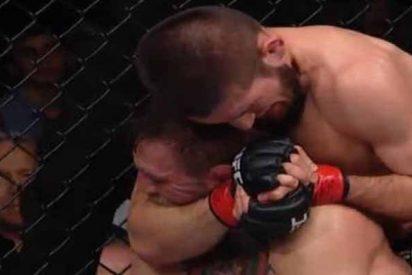 Los contundentes mensajes en redes sociales de McGregor tras su derrota ante Khabib Nurmagomedov