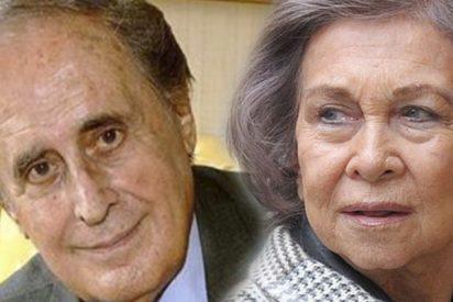 """El rencoroso Peñafiel ataca a la Reina Sofía: """"Ha sido un fracaso como madre, como abuela y como mujer"""""""