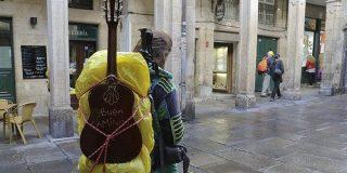 Guía para el Peregrino: El truco de la mochila y el del cepillo de dientes en el Camino de Santiago