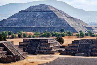 México: confirman la existencia de una cámara y un túnel bajo la Pirámide de la Luna en Teotihuacán