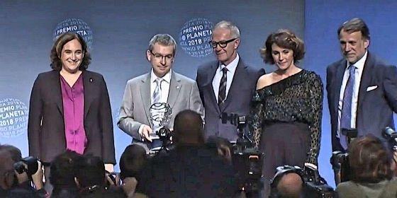 Lo que nadie te ha contado de los Premios Planeta 2018
