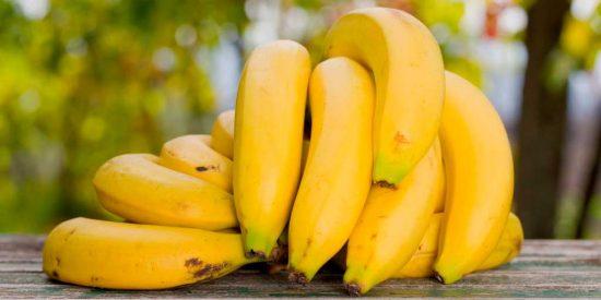 El plátano, rey de la energía. Ni te imaginas todos sus beneficios para la salud