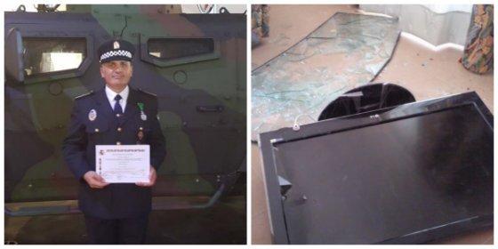 El espeluzante drama de un expolicía: le piden 20 años de cárcel por defender su casa y su familia de unos violentos asaltantes