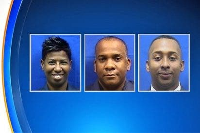 Tres oficiales de Miami, escoltas de traficantes de cocaína