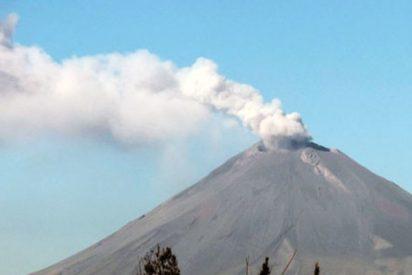 El volcán Popocatépetl expulsa columnas de ceniza y enciende todas las alarmas en México