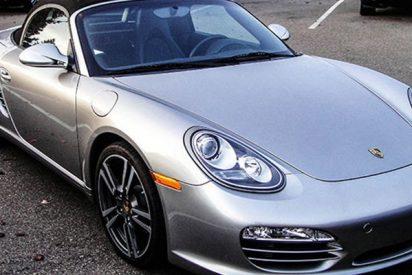 Un mecánico le 'roba' el Porsche de una clienta y se pasea a más de 140 km/h