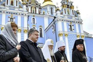 Se cumple la amenaza: la Iglesia ortodoxa rusa rompe con el Patriarcado de Constantinopla