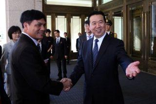 Interpol se pone nervioso ante la desaparición de su jefe y demanda respuestas a China