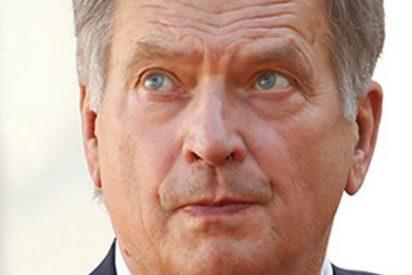 Este gesto de modestia del presidente finlandés conquista la Red